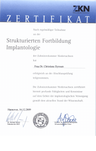 zertifikat-implantologie-dyrssen